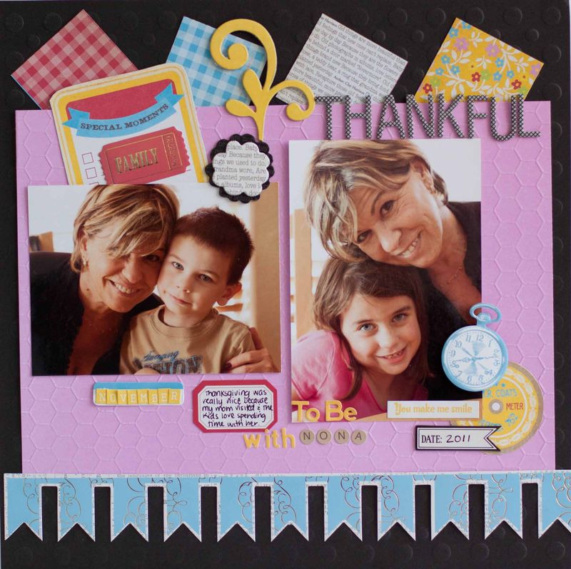 Rk thankful to be with Nona