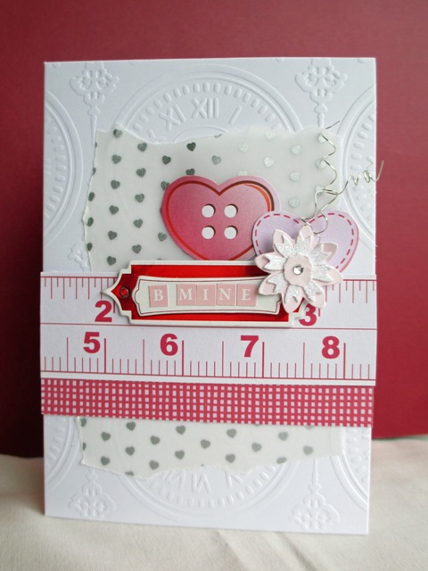 Love Gifts RRBF card