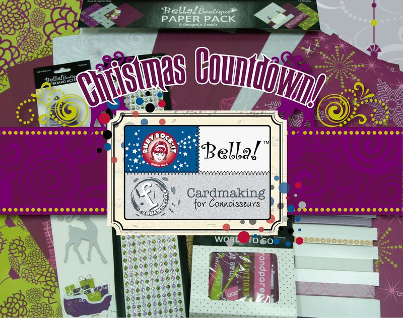 Bella Boutique Christmas Prize Pack 2 & 7