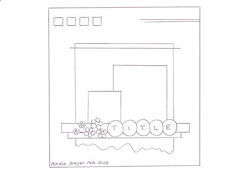RRBF March Sketch Beckie Dreyer