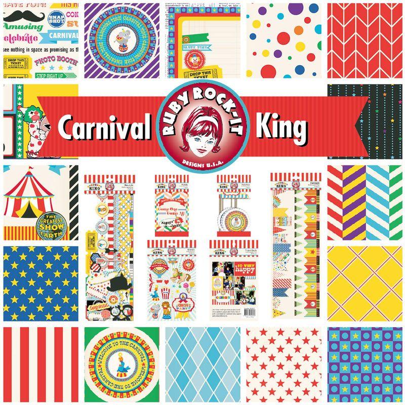 Carnival King Montage