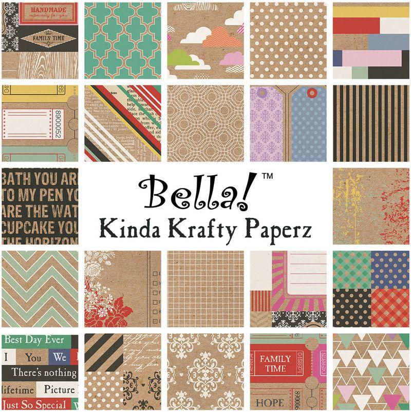 Kinda Krafty - Bella