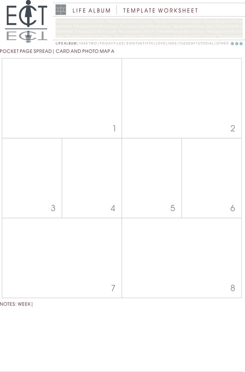 02-LIFE ALBUM-WORKSHEET TEMPLATE
